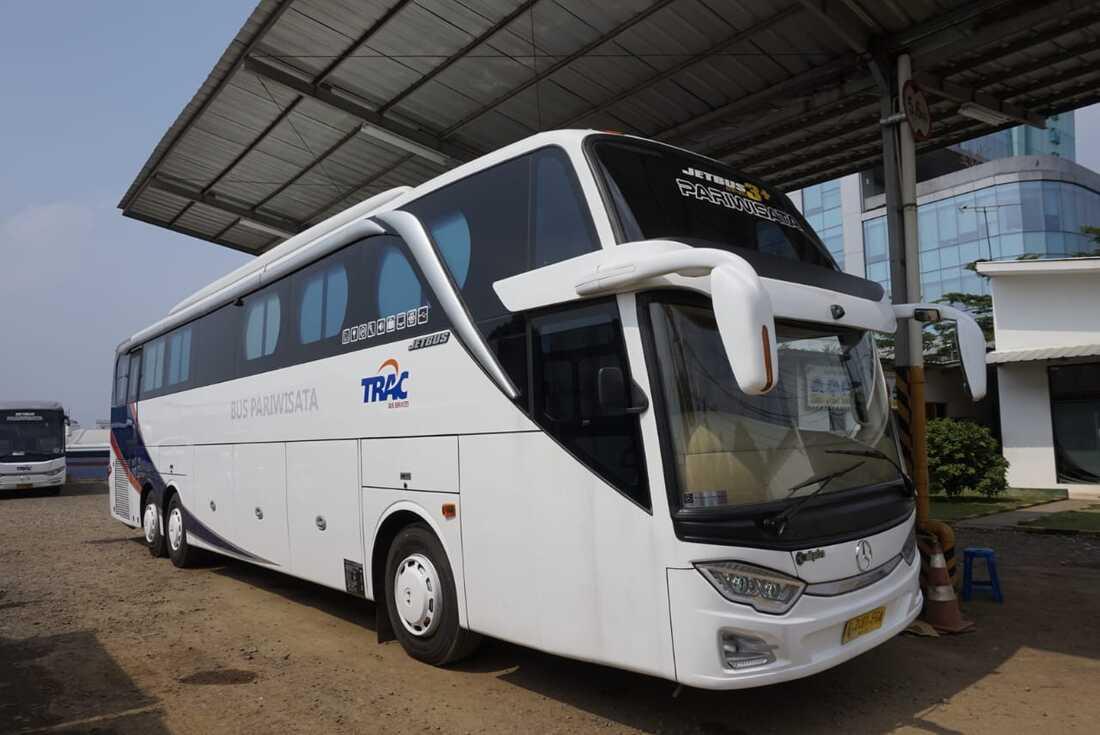 Bus TRAC - Sewa Bus Premium Jakarta  Bus Mewah